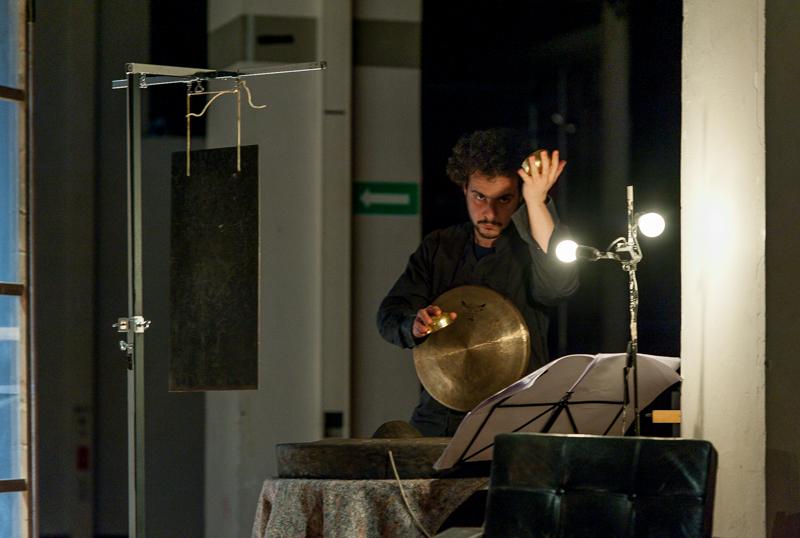 Martin Koos Theaterfotografie | Words |Opera Lab Berlin | Inszenierung Michael Höppner