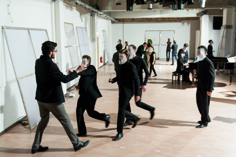 Martin Koos Fotografie | Words |Opera Lab Berlin | Inszenierung Michael Höppner