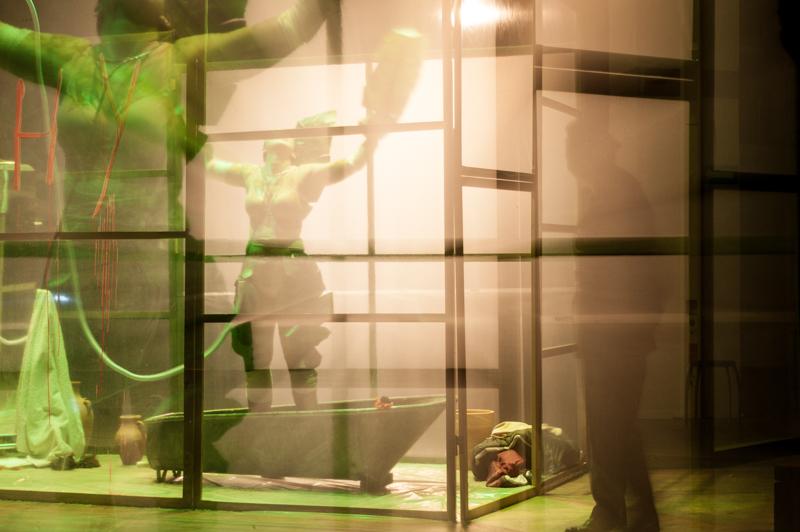 Martin Koos Fotografie | Words | Opera Lab Berlin | Inszenierung Michael Höppner