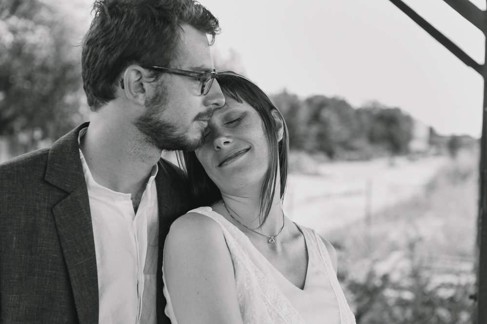 Hochzeitsfotografie Brautpaarshooting Leipzig
