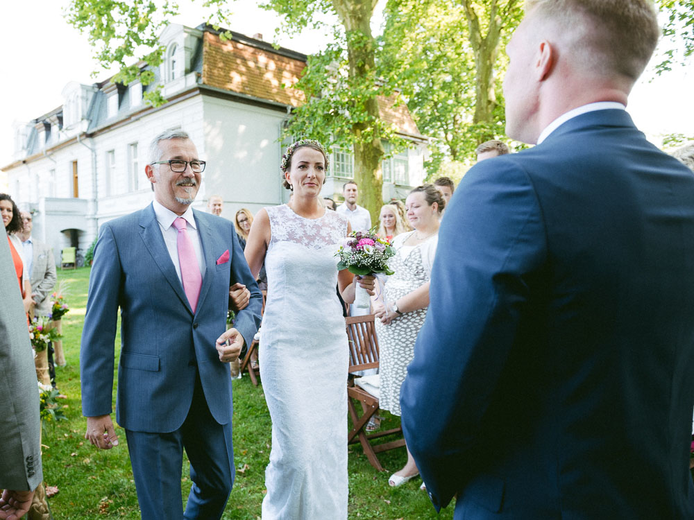 Hochzeitsreportage Berlin in der Uckermark