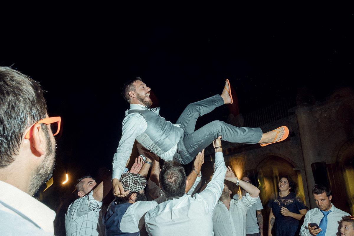 Party Hochzeit Italien