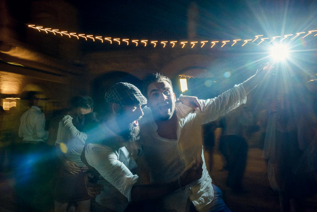 Hochzeitsreportage Sizilien Hochzeitsfeier