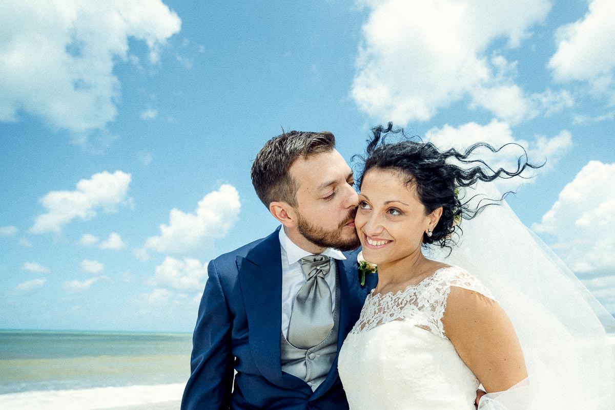 Hochzeitsreportage Sizilien Brautpaarshooting