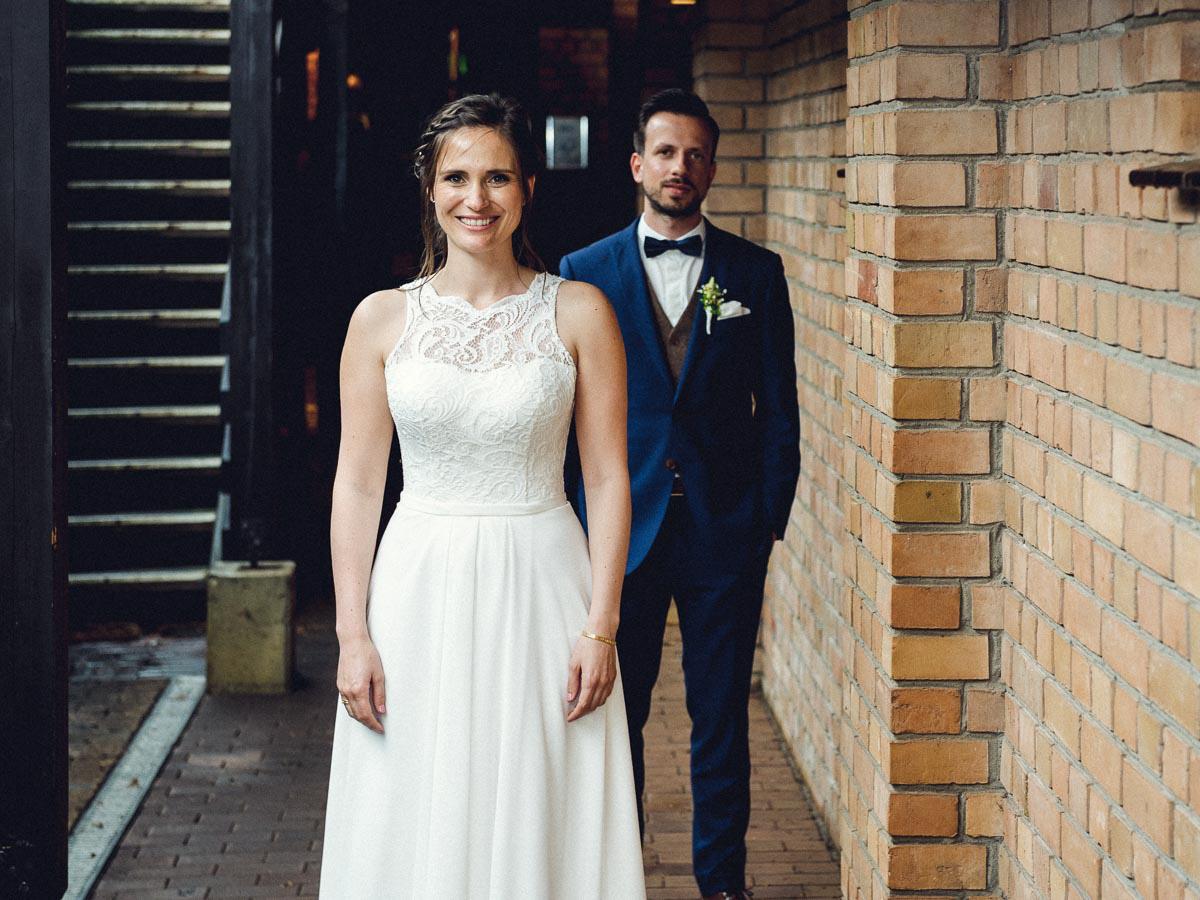 Hochzeit Spreewald Brautpaarshooting