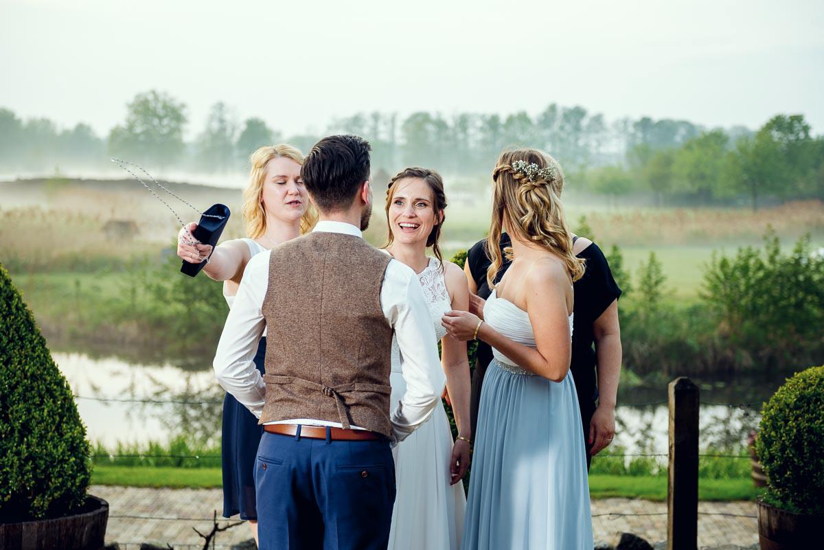 Hochzeitsreportage Spreewald