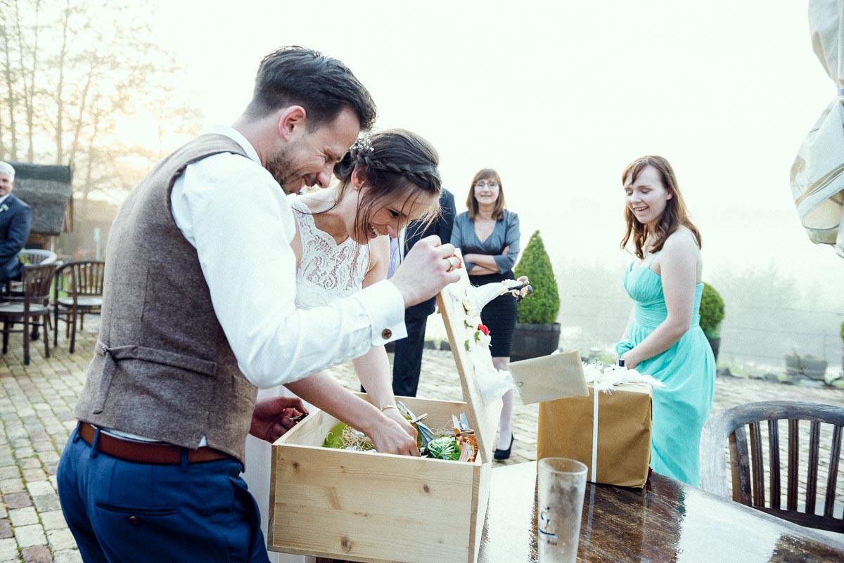 Hochzeit im Spreewald Hochzeitsfeier