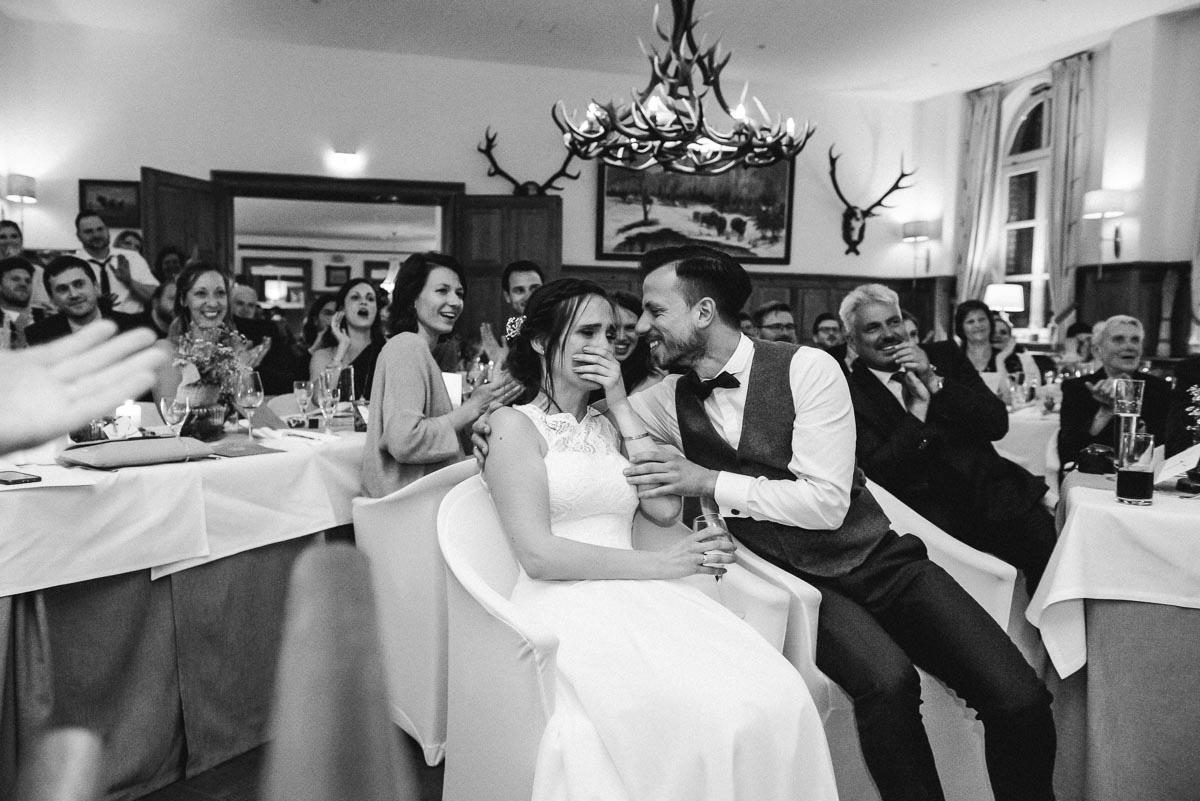 Hochzeitsfeier Spreewald