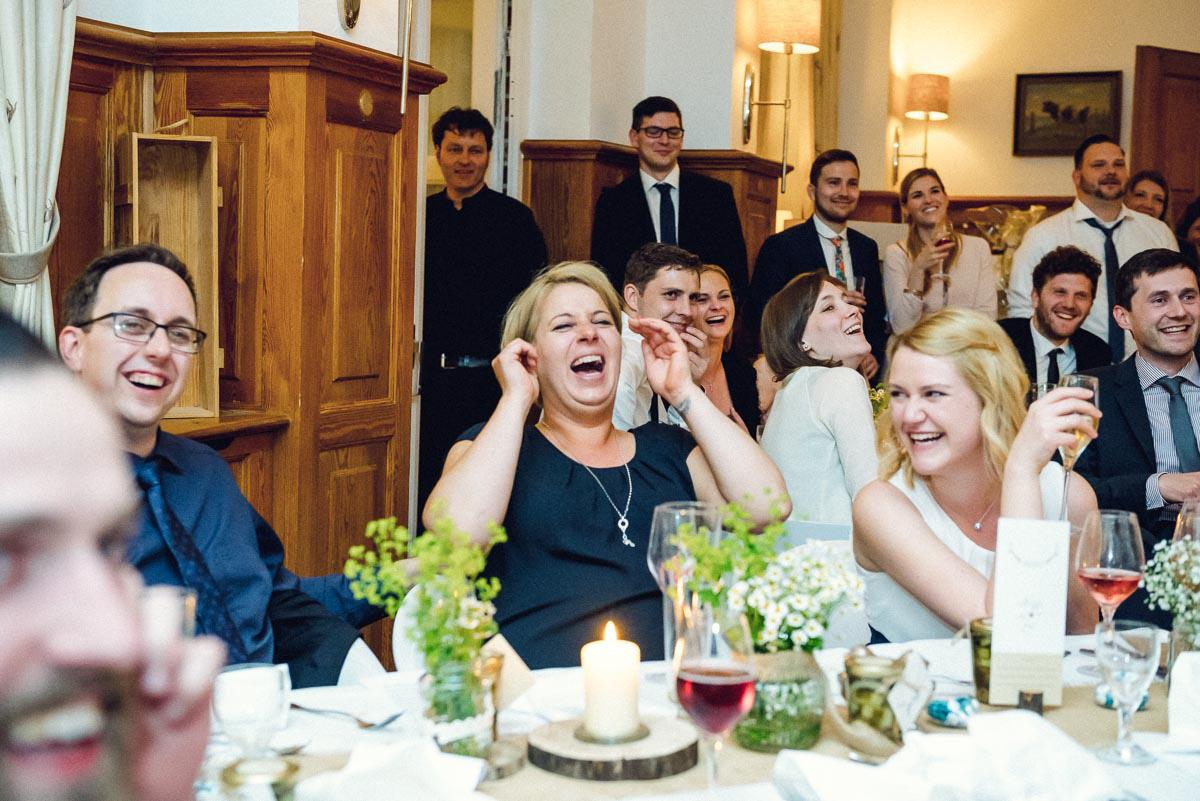 Hochzeitsfeier Seinerzeit