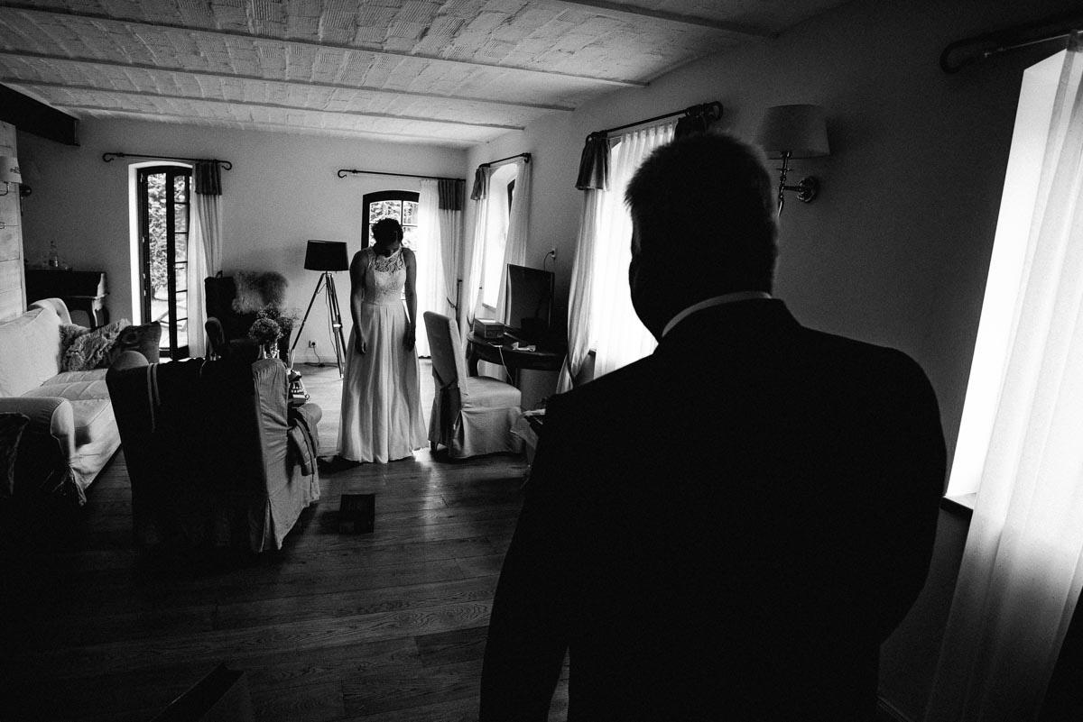 Hochzeit Brautvater
