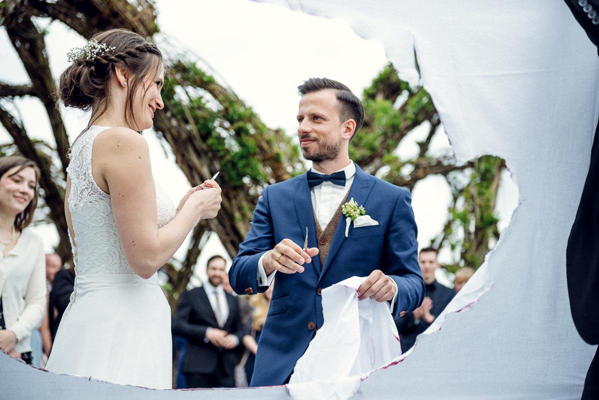Hochzeitsreportage Laken
