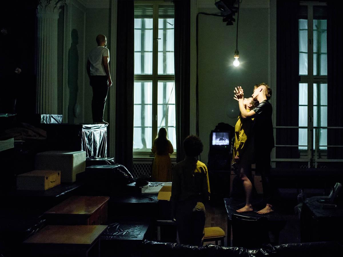Staatsoper Berlin | Neue Werkstatt | Sommertag | Martin Koos Fotografie